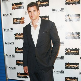 Kris Humphries in Celebrities Attend The Grand Opening of Bounce Sporting Club