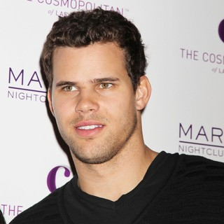 Kris Humphries in Kim Kardashian Celebrates Her birthday