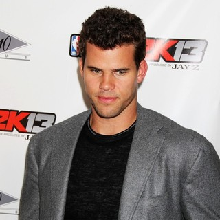 Kris Humphries in NBA 2K13 Launch - kris-humphries-nba-2k13-launch-01