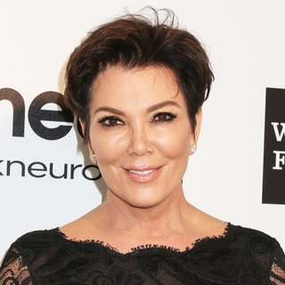 Kris Jenner in 22nd Annual Elton John AIDS Foundation Academy Awards Viewing Party - Arrivals - kris-jenner-22nd-annual-elton-john-aids-foundation-academy-awards-01