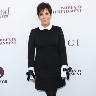 Kris Jenner in The Hollywood Reporter's 23rd Annual Women in Entertainment Breakfast - Arrivals - kris-jenner-23rd-annual-women-in-entertainment-breakfast-02