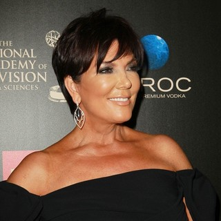 Kris Jenner in The 40th Annual Daytime Emmy Awards - Arrivals