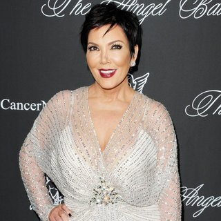 Kris Jenner in Gabrielle's Angel Foundation Hosts Angel Ball 2014 - Red Carpet Arrivals - kris-jenner-angel-ball-2014-02