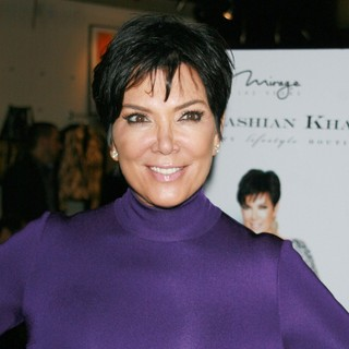 Kris Jenner in Kris Jenner Makes An Appearance at Kardashian Khaos