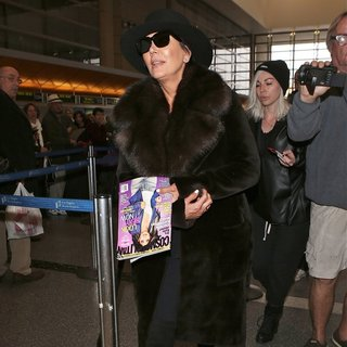 Kris Jenner Departs Los Angeles at LAX - kris-jenner-at-lax-02