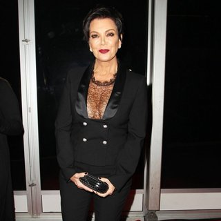 Kris Jenner in Rihanna's First Annual Diamond Ball Benefitting The Clara Lionel Foundation - kris-jenner-first-annual-diamond-ball-03
