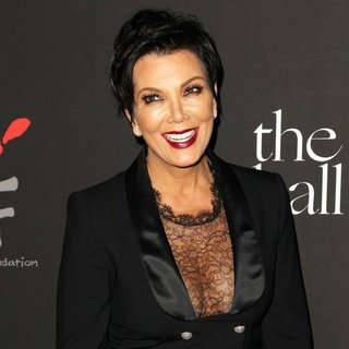 Kris Jenner in Rihanna's First Annual Diamond Ball Benefitting The Clara Lionel Foundation - kris-jenner-first-annual-diamond-ball-04