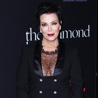 Kris Jenner in Rihanna's First Annual Diamond Ball Benefitting The Clara Lionel Foundation - kris-jenner-first-annual-diamond-ball-05