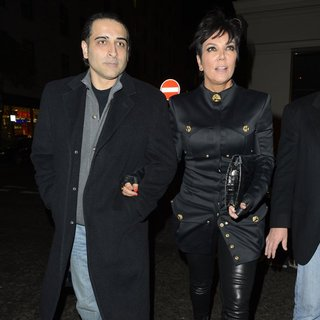 Kris Jenner in Kardashians Out in London