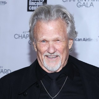 Kris Kristofferson in 40th Anniversary Chaplin Award Gala Honoring Barbra Streisand