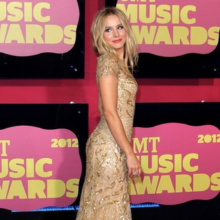 Kristen Bell in 2012 CMT Music Awards