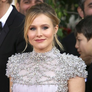 Kristen Bell in 70th Annual Golden Globe Awards - Arrivals