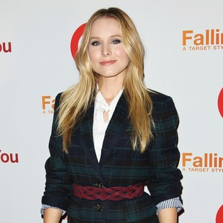 Kristen Bell in Target Celebrates Falling for You - kristen-bell-falling-for-you-01