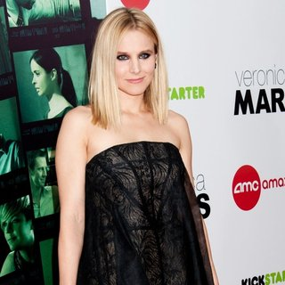 Kristen Bell in Veronica Mars Screening - Arrivals