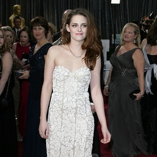 Kristen Stewart in The 85th Annual Oscars - Red Carpet Arrivals