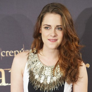 Kristen Stewart in The Twilight Saga's Breaking Dawn Part II - Photocall