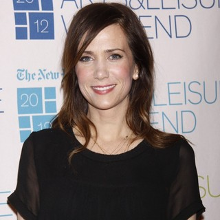 Kristen Wiig in 2012 NY Times Arts and Leisure Weekend - TimesTalks - Day Four