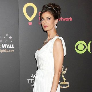 Kristian Alfonso in 2011 Daytime Emmy Awards - Red Carpet