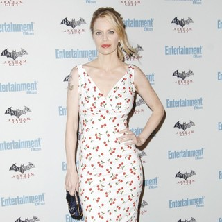 Kristin Bauer in Comic Con 2011 Day 3 - Entertainment Weekly Party - Arrivals
