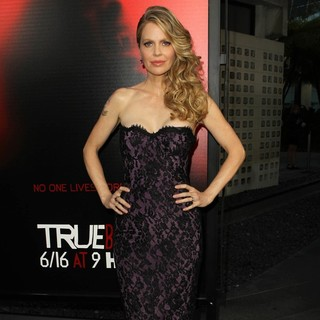 Kristin Bauer in Premiere of HBO's True Blood Season 6 - Arrivals