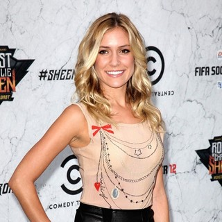Kristin Cavallari in Comedy Central Roast of Charlie Sheen - Arrivals