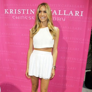 Kristin Cavallari in Celebrity Appearances at MAGIC Market Week Day 2
