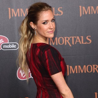 Kristin Cavallari in Immortals 3D Los Angeles Premiere