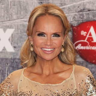 Kristin Chenoweth in 2012 American Country Awards - Press Room