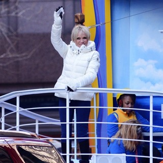 Kristin Chenoweth in 87th Macy's Thanksgiving Day Parade