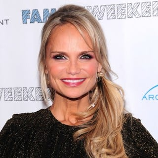Kristin Chenoweth in New York Special Screening of Family Weekend - Arrivals - kristin-chenoweth-screening-family-weekend-02