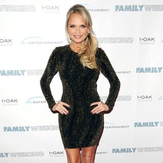 Kristin Chenoweth in New York Special Screening of Family Weekend - Arrivals - kristin-chenoweth-screening-family-weekend-04