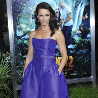 The Los Angeles Premiere of Journey 2: The Mysterious Island - Arrivals - kristin-davis-premiere-journey-2-the-mysterious-island-04
