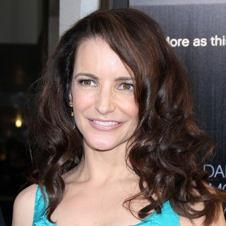 Kristin Davis in HBO's The Newsroom Los Angeles Premiere