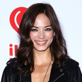 Kristin Kreuk in 2012 iHeartRadio Music Festival - Day 2 - Arrivals