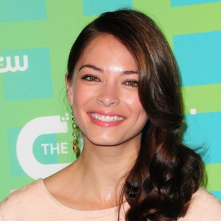 Kristin Kreuk in 2012 The CW Upfront Presentation