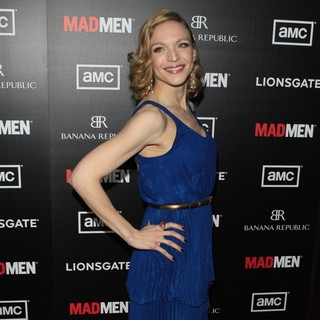 Kristin Lehman in AMC's Special Screening of Mad Men Season 5 - Arrivals