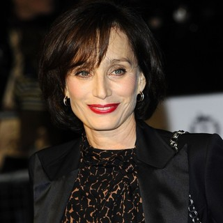 Kristin Scott Thomas in The London Critics' Circle Film Awards - Arrivals