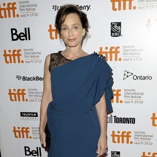Kristin Scott Thomas in The 35th Toronto International Film Festival - Sarah's Key Premiere - Arrivals