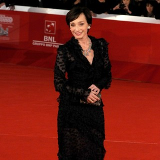 Kristin Scott Thomas in 6th International Rome Film Festival - Woman in the Fifth - Premiere