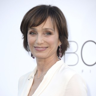 Kristin Scott Thomas in 66th Cannes Film Festival - amfAR's 20th Annual Cinema Against AIDS - Arrivals - kristin-scott-thomas-amfar-s-20th-annual-cinema-against-aids-01