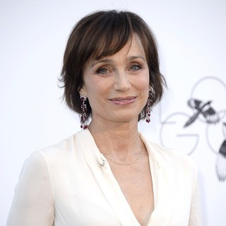 Kristin Scott Thomas in 66th Cannes Film Festival - amfAR's 20th Annual Cinema Against AIDS - Arrivals - kristin-scott-thomas-amfar-s-20th-annual-cinema-against-aids-03