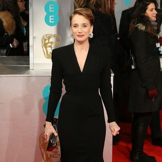 Kristin Scott Thomas in The EE British Academy Film Awards 2015 - Arrivals - kristin-scott-thomas-ee-british-academy-film-awards-2015-02