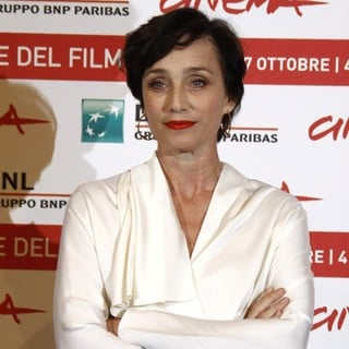 Kristin Scott Thomas in La Femme Du Cinquieme - Photocall - The 6th International Rome Film Festival