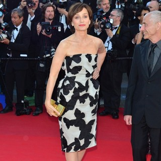 Kristin Scott Thomas in 66th Cannes Film Festival - The Immigrant Premiere - kristin-scott-thomas-the-immigrant-premiere-01