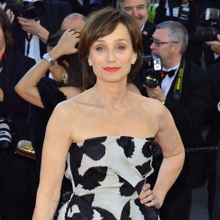 Kristin Scott Thomas in 66th Cannes Film Festival - The Immigrant Premiere - kristin-scott-thomas-the-immigrant-premiere-02
