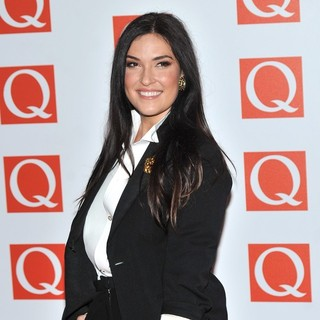 Kristina Train in The Q Awards 2012 - Arrivals