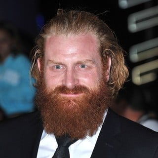 Kristofer Hivju in Los Angeles Premiere of The Thing