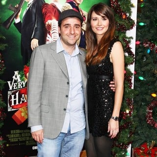 David Krumholtz, Vanessa Britting in The Premiere of A Very Harold and Kumar 3D Christmas
