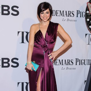 Laura Benanti in The 67th Annual Tony Awards - Arrivals