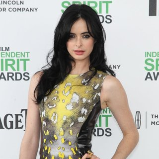 Krysten Ritter in The 2014 Film Independent Spirit Awards - Arrivals